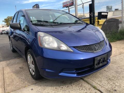 2009 Honda Fit for sale at GW MOTORS in Newark NJ