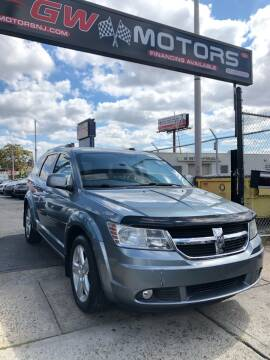 2010 Dodge Journey for sale at GW MOTORS in Newark NJ