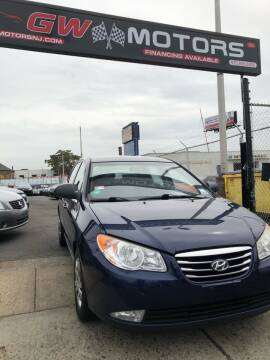 2010 Hyundai Elantra for sale at GW MOTORS in Newark NJ