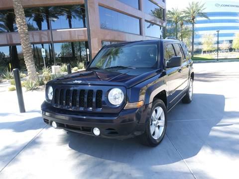 2013 Jeep Patriot for sale in Tempe, AZ