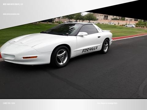 1995 Pontiac Firebird for sale in Tempe, AZ