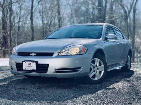 2009 Chevrolet Impala for sale in West Bridgewater, MA