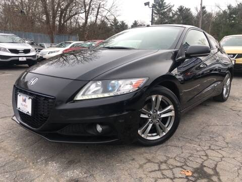 2013 Honda CR-Z for sale in West Bridgewater, MA