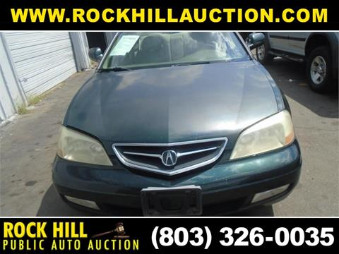 2001 Acura CL for sale in Rock Hill, SC