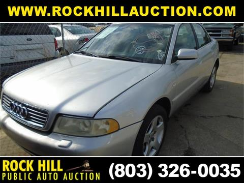 2000 Audi A4 For Sale In Rock Hill Sc
