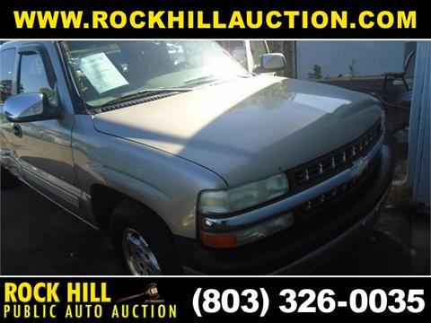 2000 Chevrolet Silverado 1500 for sale in Rock Hill, SC