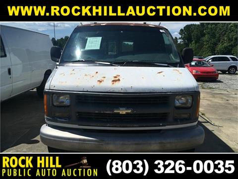 1999 Chevrolet Express Cargo for sale in Rock Hill, SC