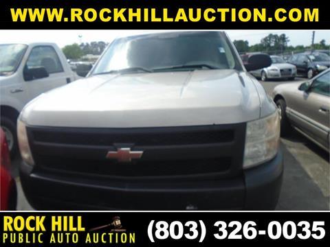 2007 Chevrolet Silverado 1500 for sale in Rock Hill, SC