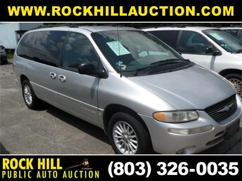 2000 Chrysler Town and Country for sale in Rock Hill, SC