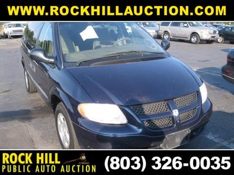 2003 Dodge Grand Caravan for sale in Rock Hill, SC