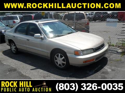 1995 Honda Accord for sale in Rock Hill, SC