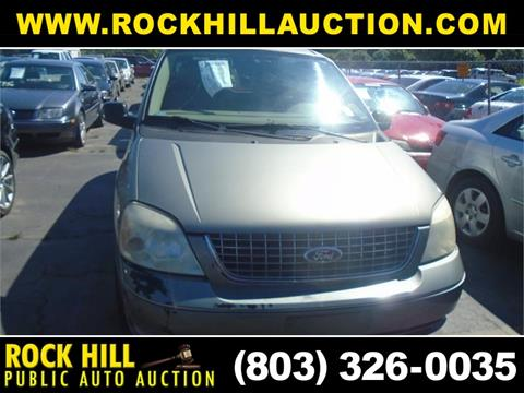 2004 Ford Freestar for sale in Rock Hill, SC