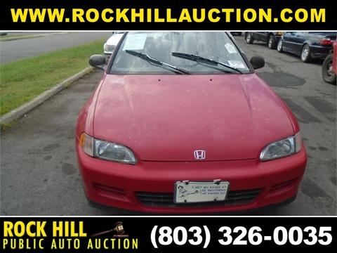 1995 Honda Civic for sale in Rock Hill, SC