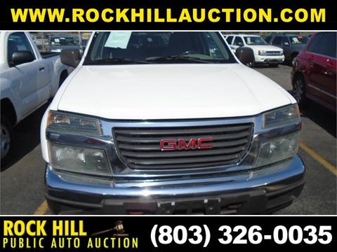2007 GMC Canyon for sale in Rock Hill, SC