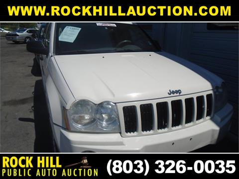Rock Hill Public Auction >> 2005 Jeep Grand Cherokee For Sale In Rock Hill Sc