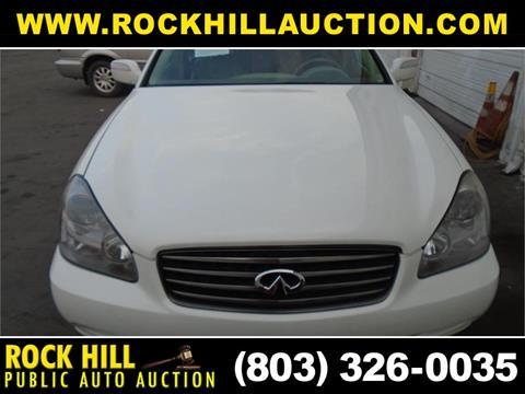 2002 Infiniti Q45 for sale in Rock Hill, SC
