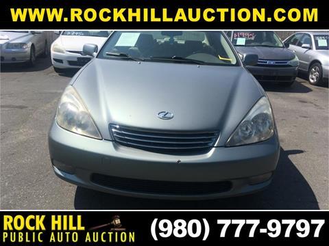 2002 Lexus ES 300 For Sale In Rock Hill, SC