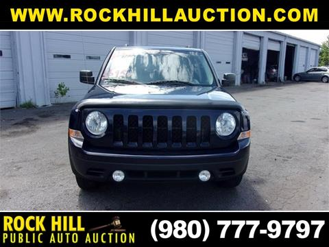 2012 Jeep Patriot for sale in Rock Hill, SC