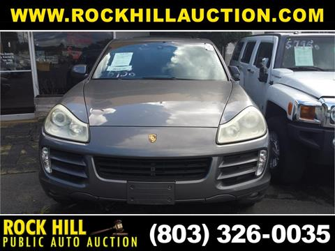 2008 Porsche Cayenne for sale in Rock Hill, SC