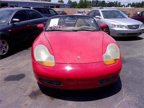 1999 Porsche Boxster for sale in Rock Hill, SC