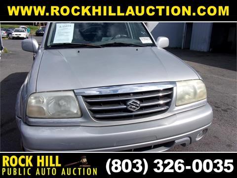 2002 Suzuki XL7 for sale in Rock Hill, SC
