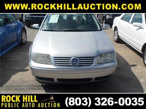 2001 Volkswagen Jetta for sale in Rock Hill, SC