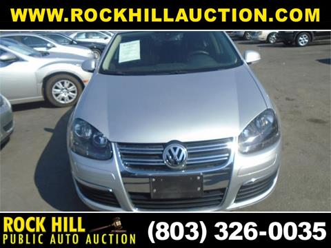 2005 Volkswagen Jetta for sale in Rock Hill, SC