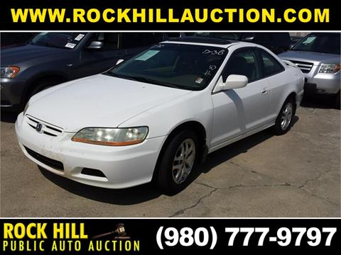 2002 Honda Accord For Sale In Rock Hill, SC
