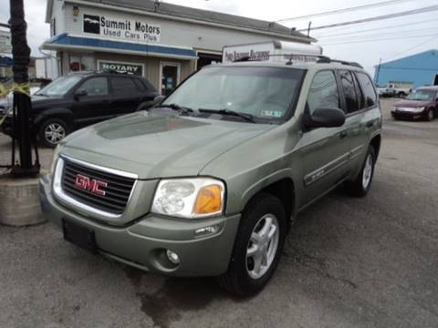 2004 GMC Envoy for sale in Dunbar, PA