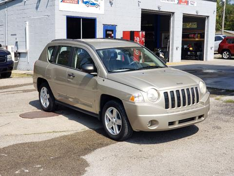 2009 Jeep Compass for sale in Blanchester, OH