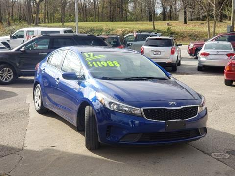 2017 Kia Forte for sale in Blanchester, OH