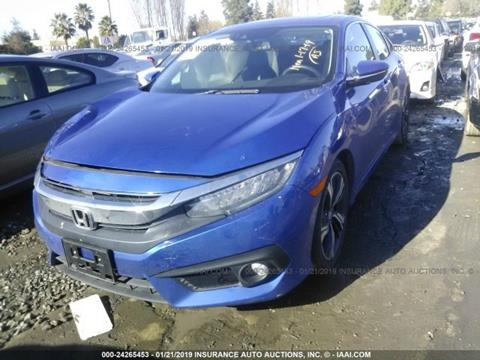 2016 Honda Civic for sale in Downey, CA