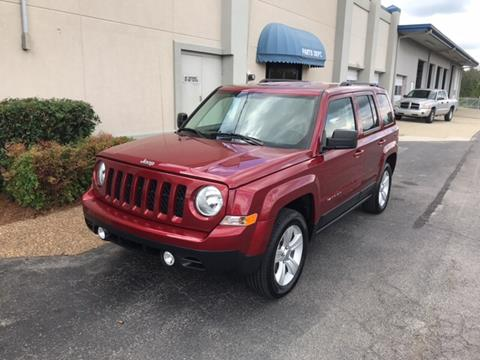 2017 Jeep Patriot for sale in Albertville, AL