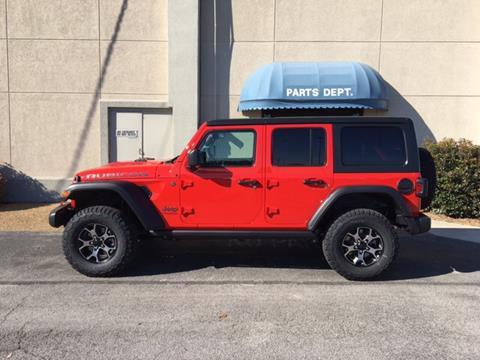 2019 Jeep Wrangler Unlimited for sale in Albertville, AL