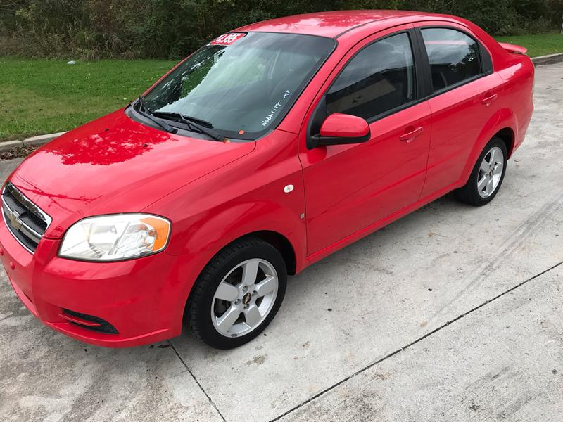 2008 Chevrolet Aveo Ls In Chattanooga Tn Hines Detail Auto
