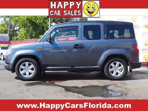 2011 Honda Element for sale in Fort Lauderdale, FL