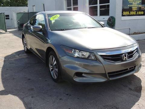 2011 Honda Accord For Sale >> 2011 Honda Accord For Sale In Miami Fl