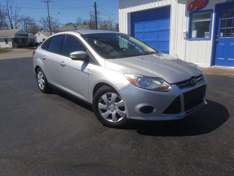 2013 Ford Focus for sale in Fort Wayne, IN
