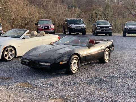 1986 Chevrolet Corvette for sale in Bristol, TN