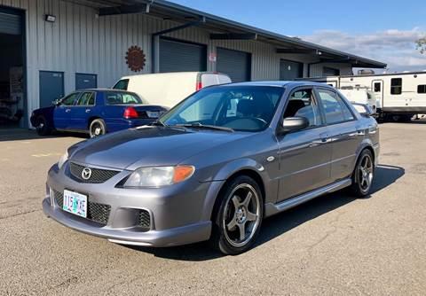 2003 Mazda MAZDASPEED Protege for sale in Salem, OR