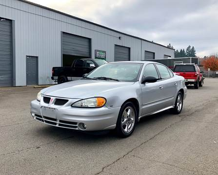 2003 Pontiac Grand Am for sale in Salem, OR