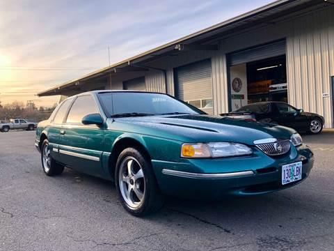 used 1996 mercury cougar for sale in augusta ks carsforsale com carsforsale com