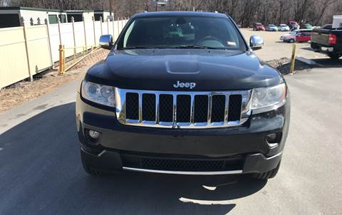 2012 Jeep Grand Cherokee for sale in Leominster, MA