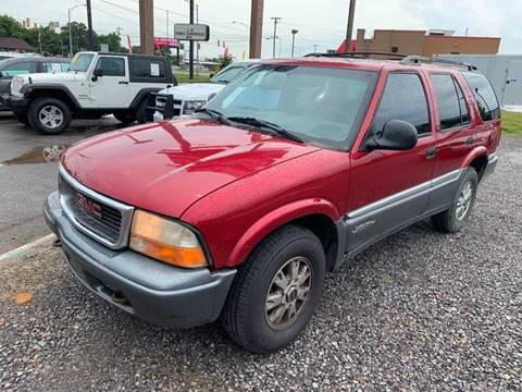 1998 GMC Jimmy for sale in Albertville, AL