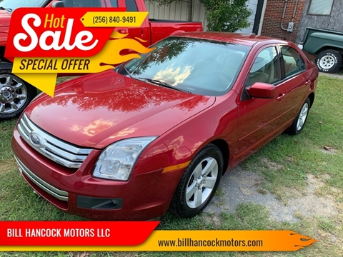 2008 Ford Fusion for sale in Albertville, AL