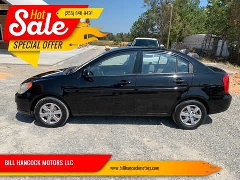2008 Hyundai Accent for sale in Albertville, AL