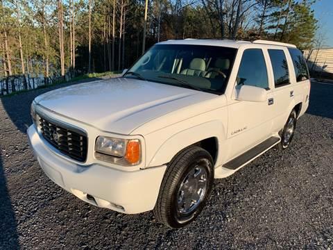 Used 2000 Cadillac Escalade For Sale Carsforsale Com