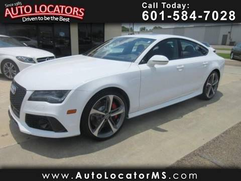2014 Audi RS 7 for sale in Hattiesburg, MS