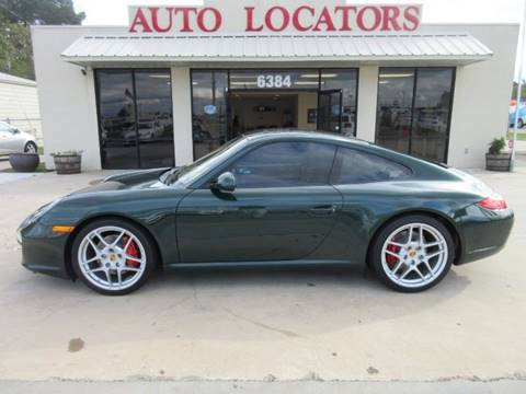 2009 Porsche 911 for sale in Hattiesburg, MS