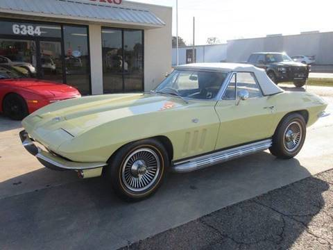 Cars For Sale In Ms >> 1965 Chevrolet Corvette For Sale In Hattiesburg Ms